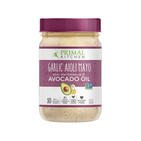 Primal Kitchen - Garlic Aioli Avocado Oil Mayo - 12 oz