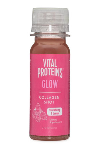 Vital Proteins - Collagen Shot - GLOW - 2 oz