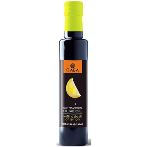 Gaea - Lemon-Infused Extra Virgin Olive Oil - 8.5 oz