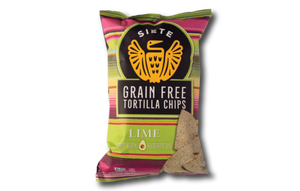 Siete - Grain Free Tortilla Chips - Lime - 5 oz