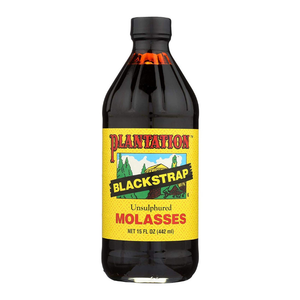 Plantation - Unsulfured Blackstrap Molasses - 15 oz