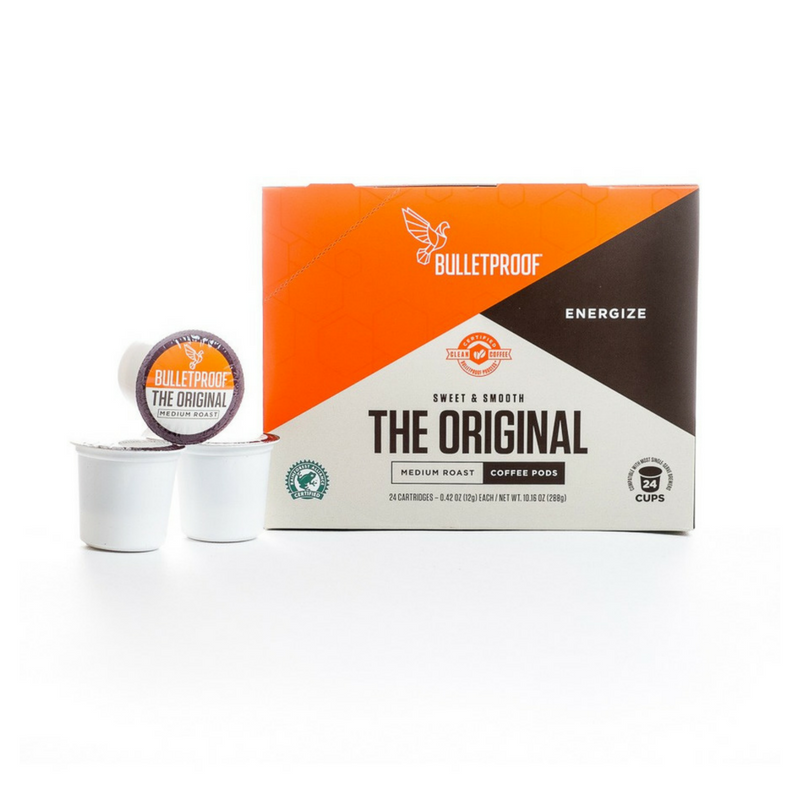 Bulletproof® - Coffee - Original Coffee Pods - 24 ct