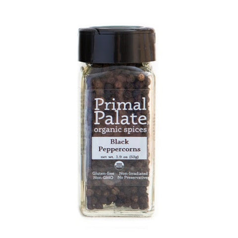Primal Palate Organic Spices - Broths and Sauces Kit