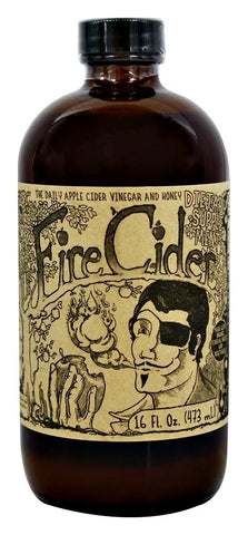 Shire City Herbals - Fire Cider - 16 oz