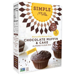Simple Mills - Muffin Mix - Chocolate - 9.4 oz