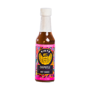 Siete - Hot Sauce - Chipotle - 5 oz
