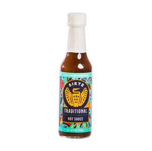 Siete - Hot Sauce - Traditional - 5 oz