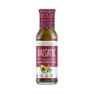 Primal Kitchen - Balsamic Vinaigrette & Marinade - 8 oz