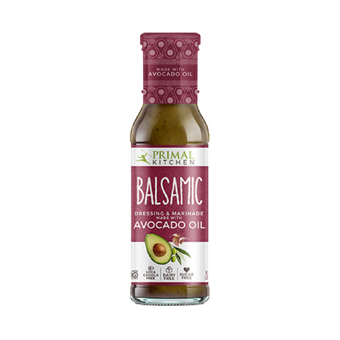 Primal Kitchen - Balsamic Vinaigrette - 8 oz