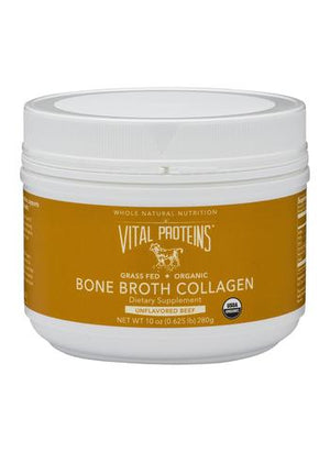 Vital Proteins - Organic Bone Broth Collagen - Beef - 10 oz