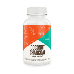 Bulletproof® - Coconut Charcoal Capsules - 90 ct.