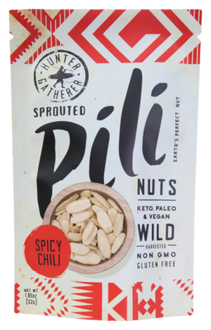 Pili Hunters - Pili Nuts - Spicy Chili - 1.85 oz