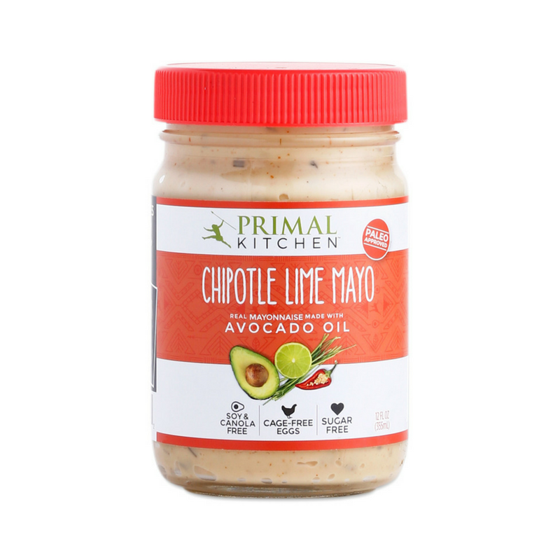 Primal Kitchen - Chipotle Lime Mayo - 12 oz