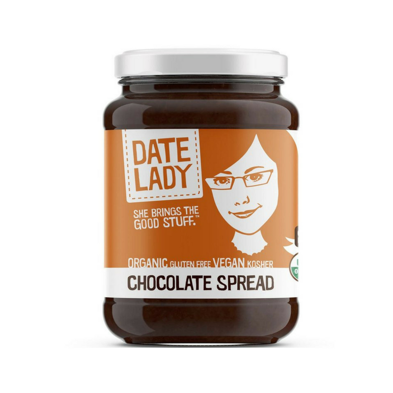 Date Lady Chocolate Spread Nutrition
