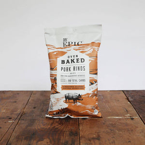 Epic - Oven Baked Pork Rinds - Cinnamon Churro - 2.5 oz