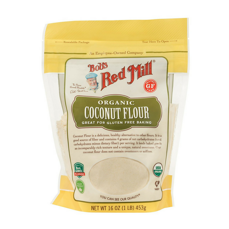Bob's Red Mill - Organic Coconut Flour - 16 oz