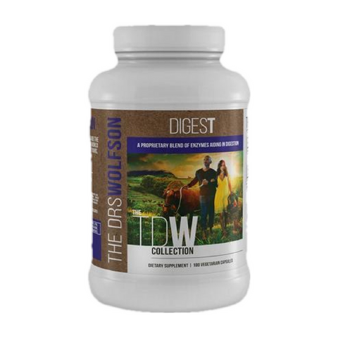 Dr. Wolfson - Digest - 180 ct