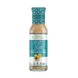 Primal Kitchen - Dreamy Italian Dressing & Marinade - 8 oz