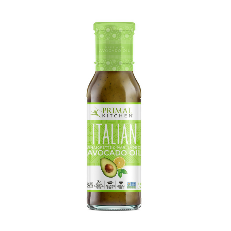 Primal Kitchen - Italian Vinaigrette & Marinade - 8 oz