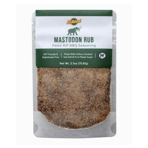 KC Natural - Mastodon AIP Rub - 2.5 oz