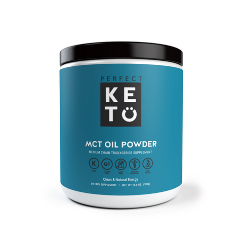 Perfect Keto - MCT Oil Powder - 10.6 oz