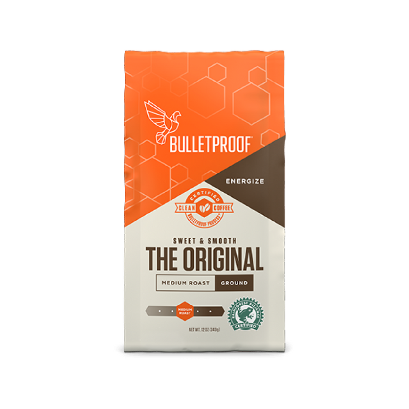 Bulletproof® - Coffee - Original (Ground) - 12 oz