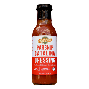 KC Natural - Parsnip Catalina AIP Dressing & Sauce - 13.5 oz