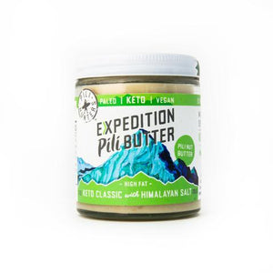 Pili Hunters - Expedition Pili Butter - Keto Classic - 6 oz
