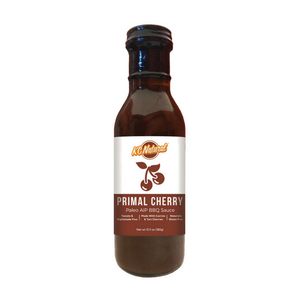 KC Natural - Primal Cherry AIP Barbecue Sauce - 14 oz
