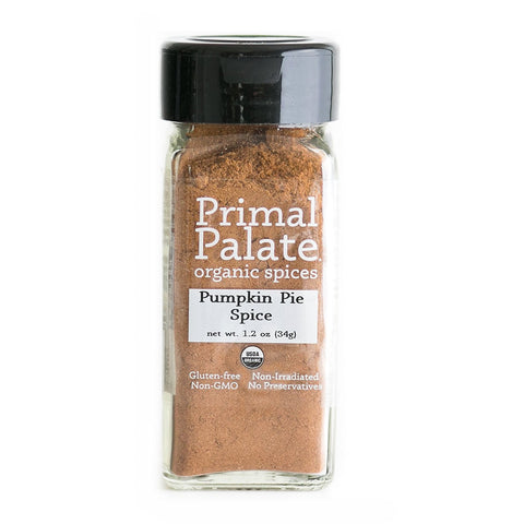 Primal Palate Organic Spices - Sweet Pack