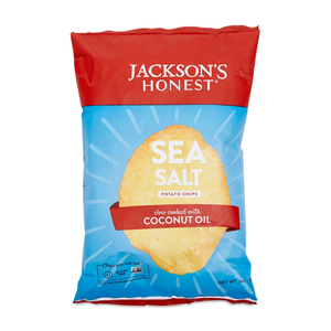 Jackson's Honest - Sea Salt Potato Chips - 5 oz