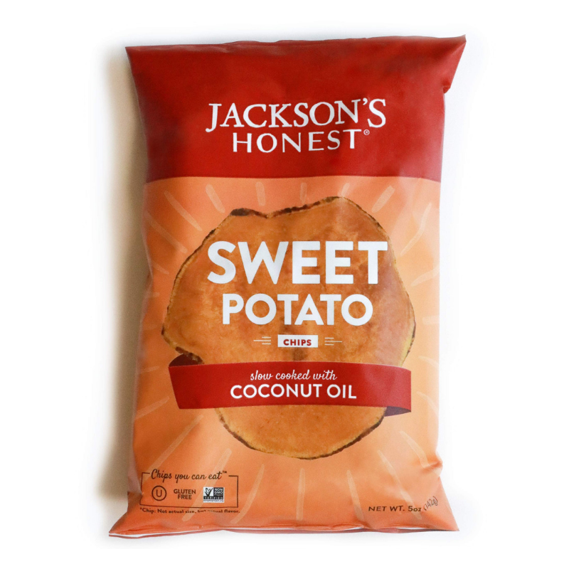 Jackson's Honest - Sweet Potato Chips - 5 oz