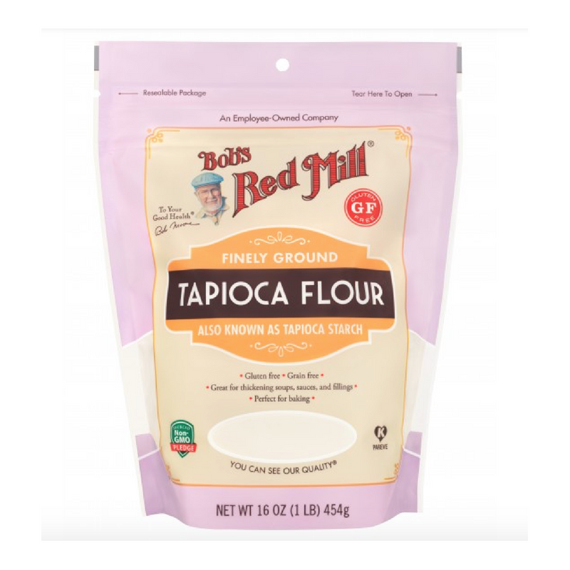 Bob's Red Mill - Tapioca Starch/Flour - 16 oz