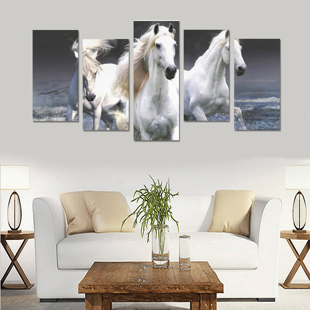56b2ade1866 Similar products you will love. Horse Wall Art