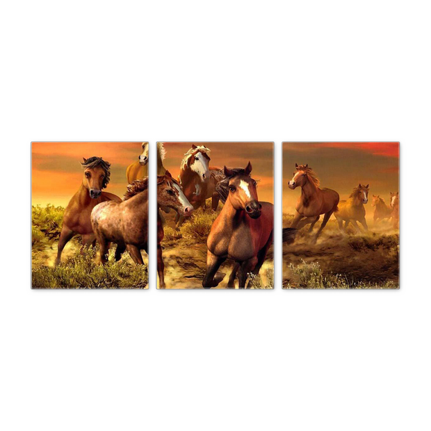 Horse Canvas Wall Art