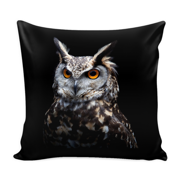 a1 Owl Pillow Cases