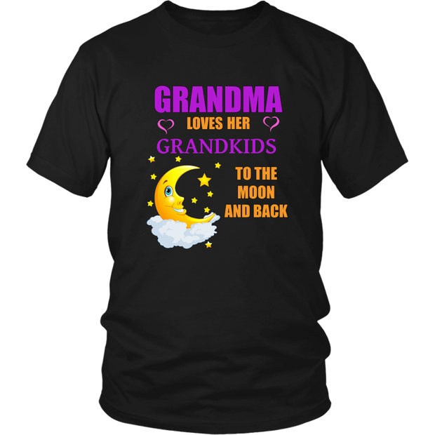 Moon And Back Grandma