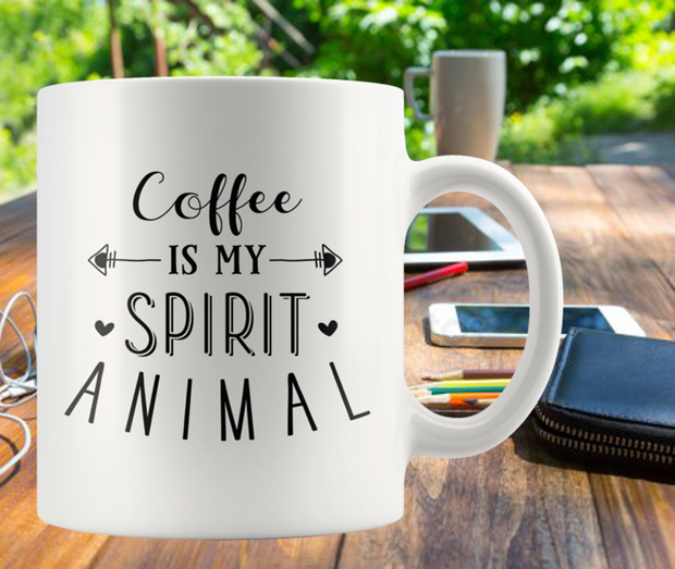 Coffee Is My Spirit