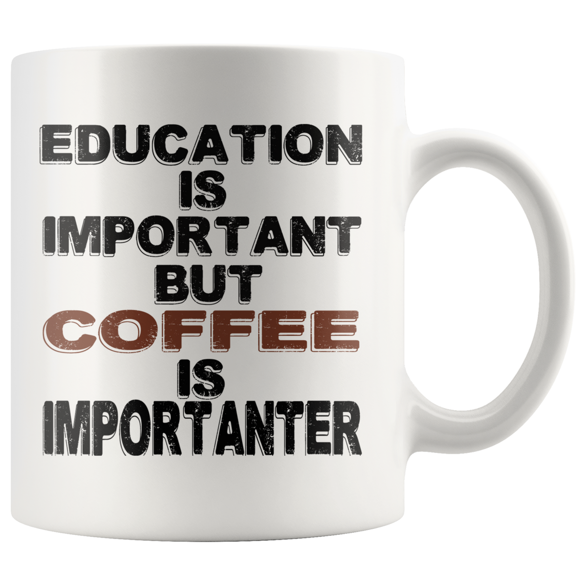 Coffee Is Importanter