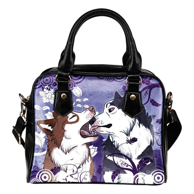 Husky Shoulder Handbag