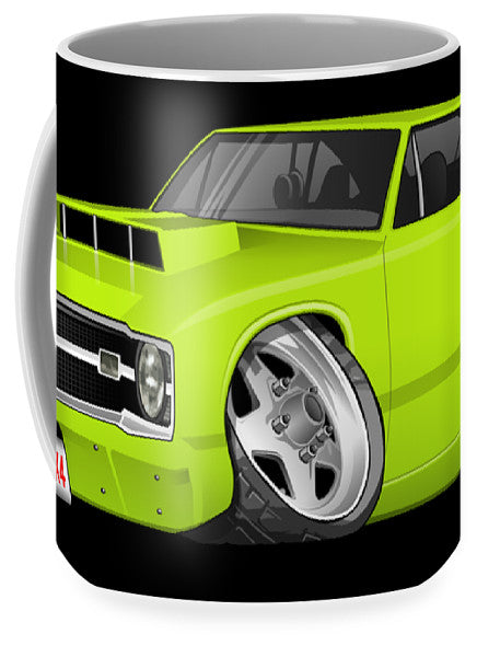 1969 Dodge Dart Car Art - Mug
