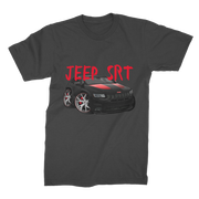 Jeep SRT Shirt 1 Premium Jersey Men's T-Shirt