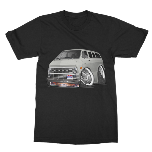 Ford Econoline Hip E Van T-Shirt Dress