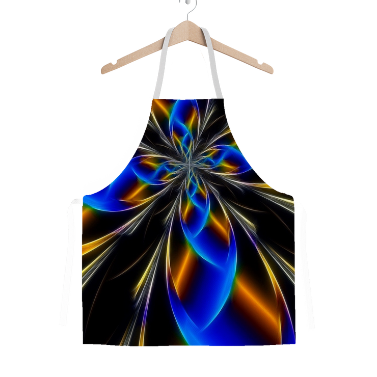Abstract Classic Sublimation Adult Apron
