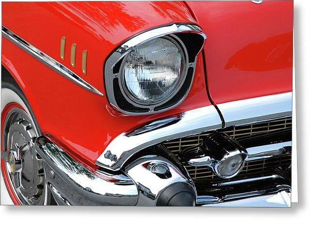 50's Chevy - Greeting Card