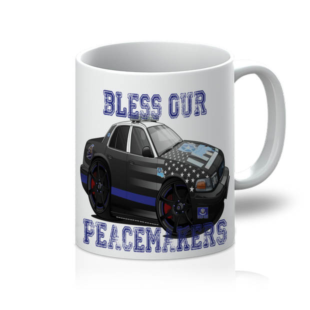 Bless our Peacemakers 11oz Mug