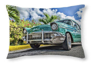 57 Chevy - Throw Pillow