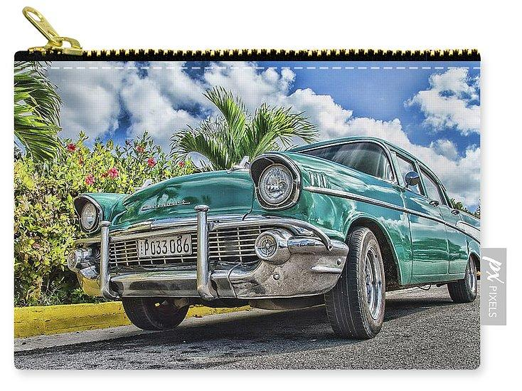 57 Chevy - Carry-All Pouch