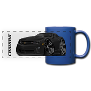 Full Color Panoramic Mug - royal blue