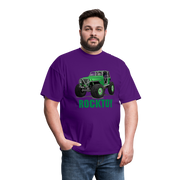 Green Jeep Rocktoy Rock Climber Men's T-Shirt - purple